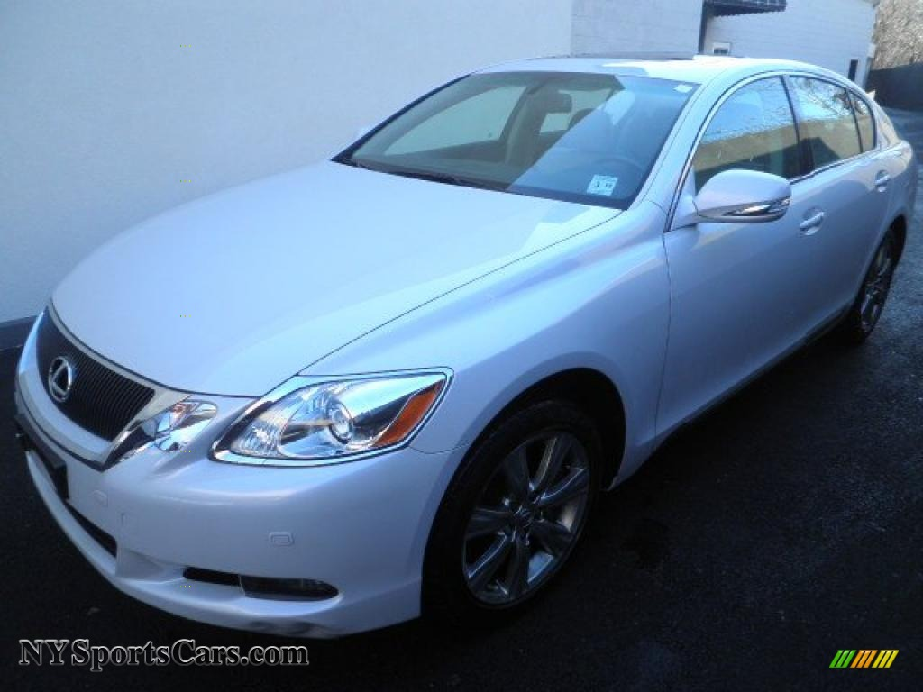 2008 lexus gs 350 awd in starfire white pearl 015180 cars for sale in new. Black Bedroom Furniture Sets. Home Design Ideas