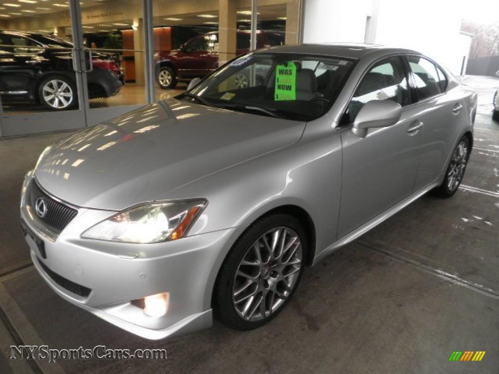 2007 lexus is 350 in tungsten pearl photo 13 013241. Black Bedroom Furniture Sets. Home Design Ideas