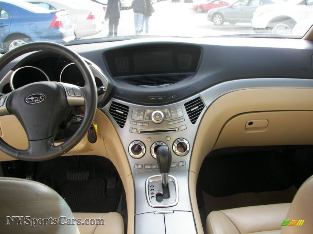 2006 Subaru B9 Tribeca Limited 7 Passenger In Satin White