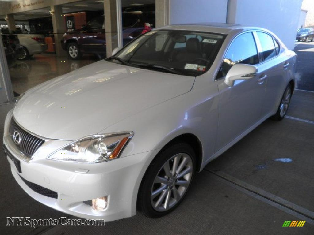 2010 lexus is 250 awd in glacier frost mica photo 4. Black Bedroom Furniture Sets. Home Design Ideas