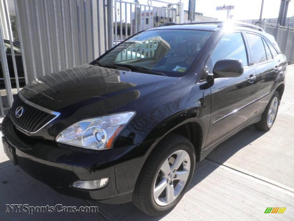 2004 Lexus RX 330 AWD in Black Onyx - 028217 ...