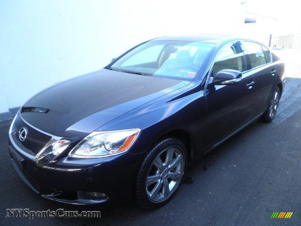 2008 lexus gs 350 awd in black sapphire pearl 014736 cars for sale in new. Black Bedroom Furniture Sets. Home Design Ideas