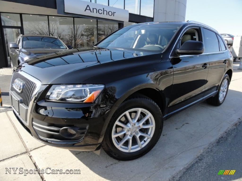 2011 audi q5 2 0t quattro in brilliant black 015497 cars for sale in new york. Black Bedroom Furniture Sets. Home Design Ideas
