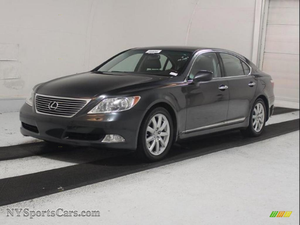 packages options for a 2007 lexus ls 460 ehow autos post. Black Bedroom Furniture Sets. Home Design Ideas
