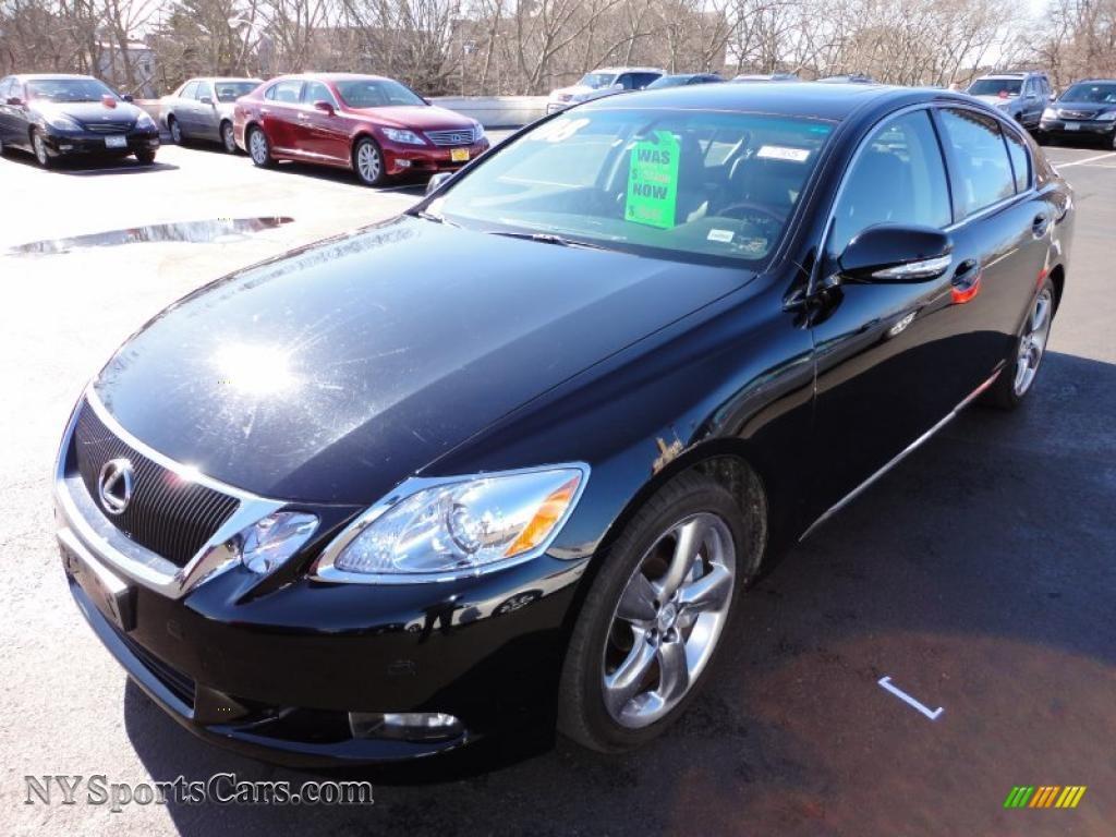 2008 lexus gs 460 in obsidian black 001169 cars for sale in new york. Black Bedroom Furniture Sets. Home Design Ideas