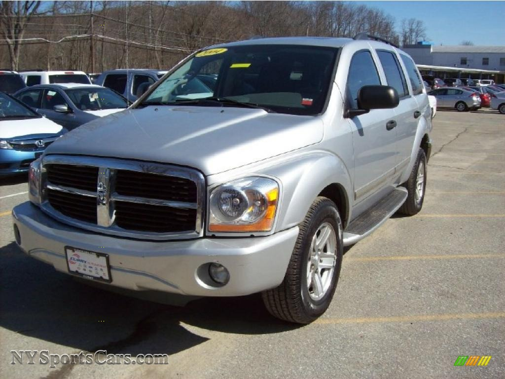 2004 Dodge Durango Limited 4x4 in Brilliant Silver ...
