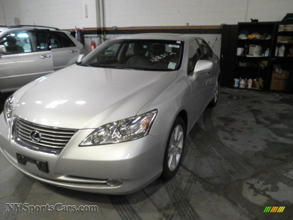 2007 lexus es 350 in tungsten silver metallic 128512 cars for sale in new. Black Bedroom Furniture Sets. Home Design Ideas
