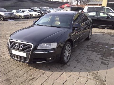 2005 Audi A8 4.2. 2005 Audi A8 4.2 quattro