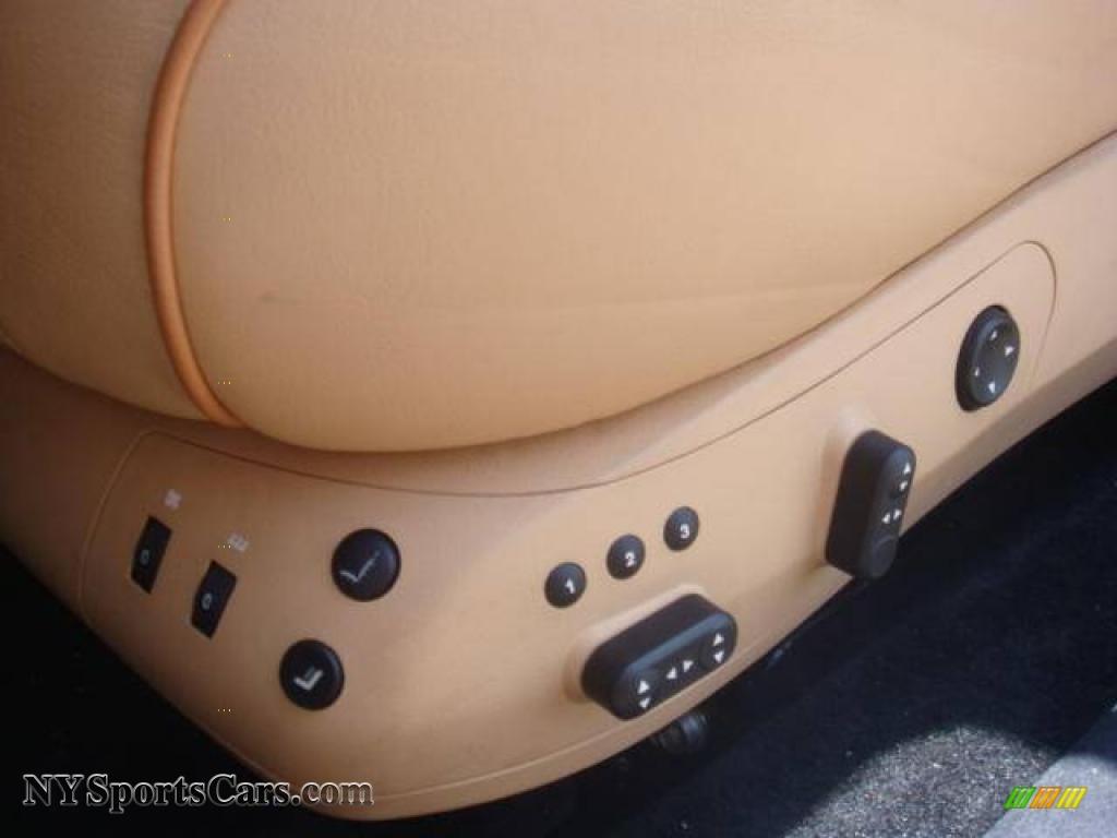 2005 Quattroporte  - Grigio Nuvolari (Silver) / Cuoio photo #11