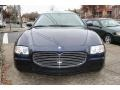Maserati Quattroporte  Blue photo #2