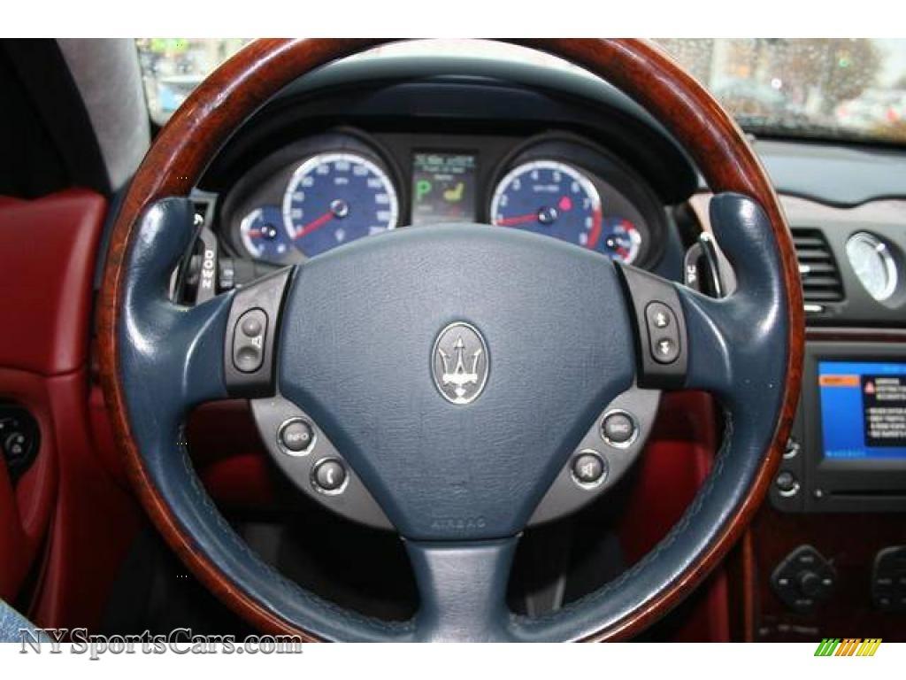 2007 Quattroporte  - Blue / Rosso photo #12