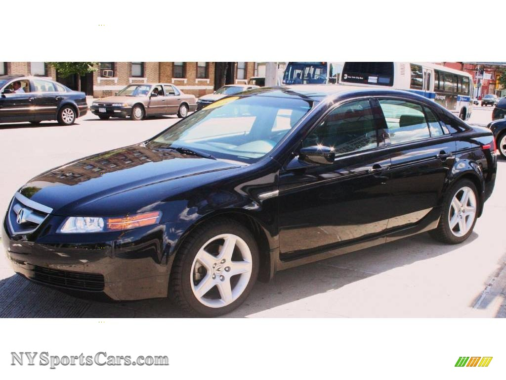 2005 Acura Tl 3 2 In Nighthawk Black Pearl 029115 Nysportscars Com Cars For Sale In New York