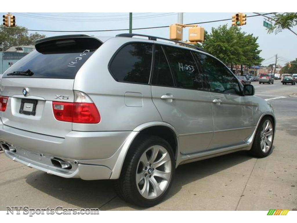 2004 bmw x5 in titanium silver metallic photo 3 e81799 cars for. Black Bedroom Furniture Sets. Home Design Ideas