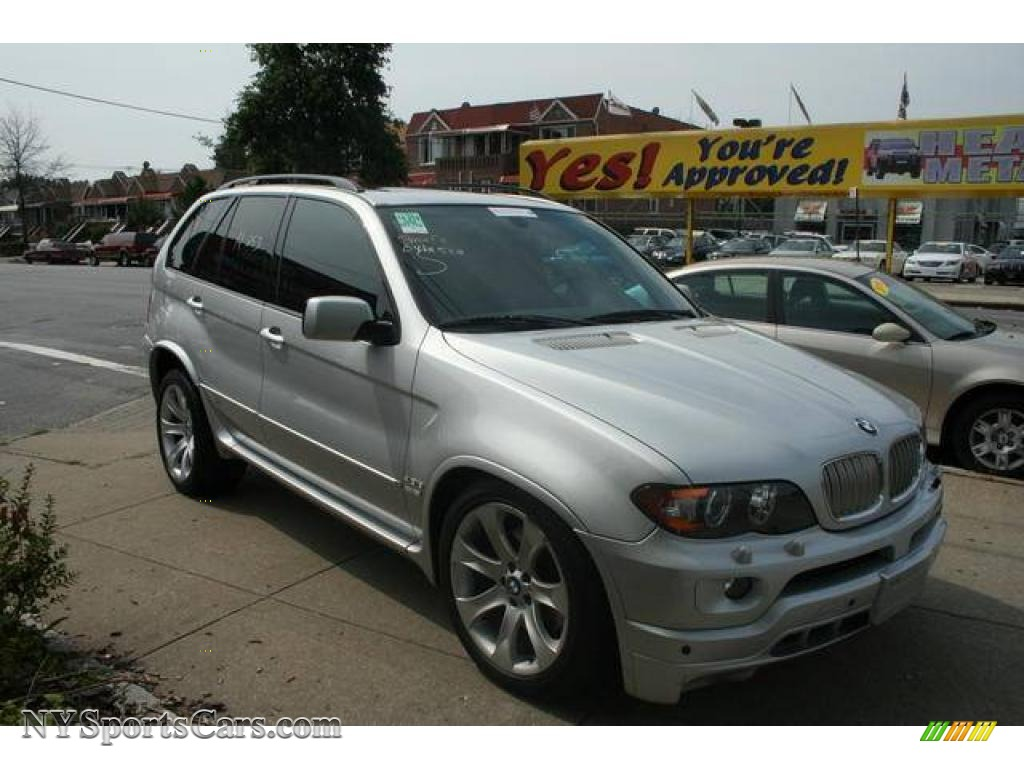 2004 bmw x5 in titanium silver metallic photo 4 e81799 cars for. Black Bedroom Furniture Sets. Home Design Ideas