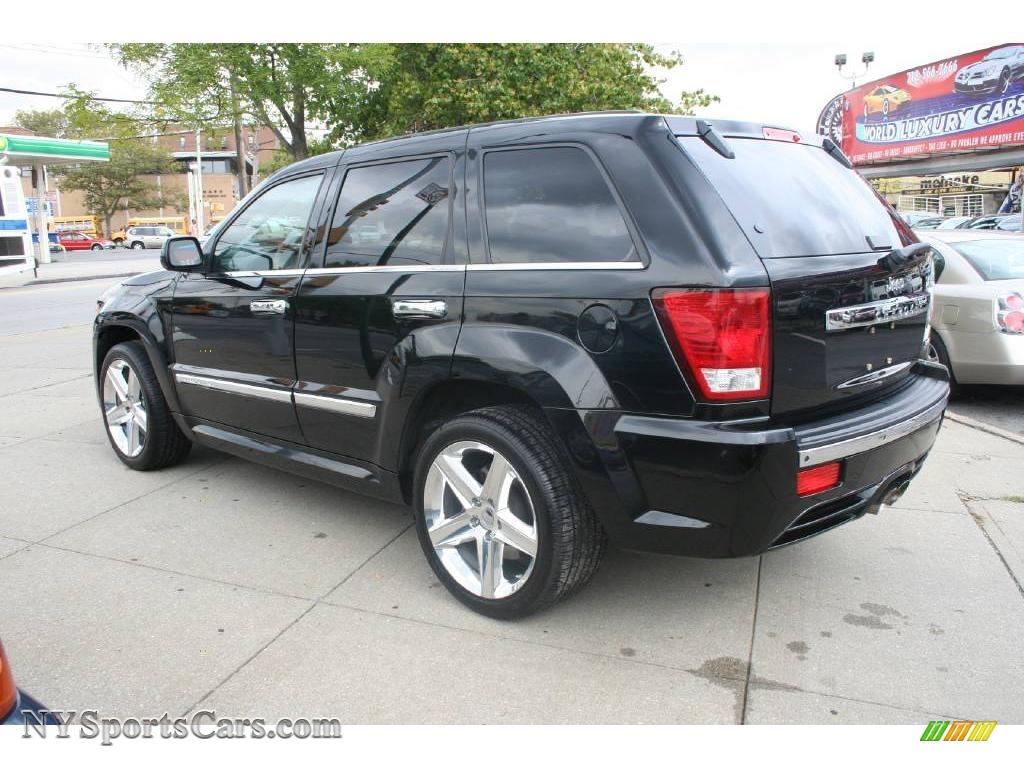 2008 jeep grand cherokee srt8 4x4 in black photo 4 157896 cars for sale. Black Bedroom Furniture Sets. Home Design Ideas