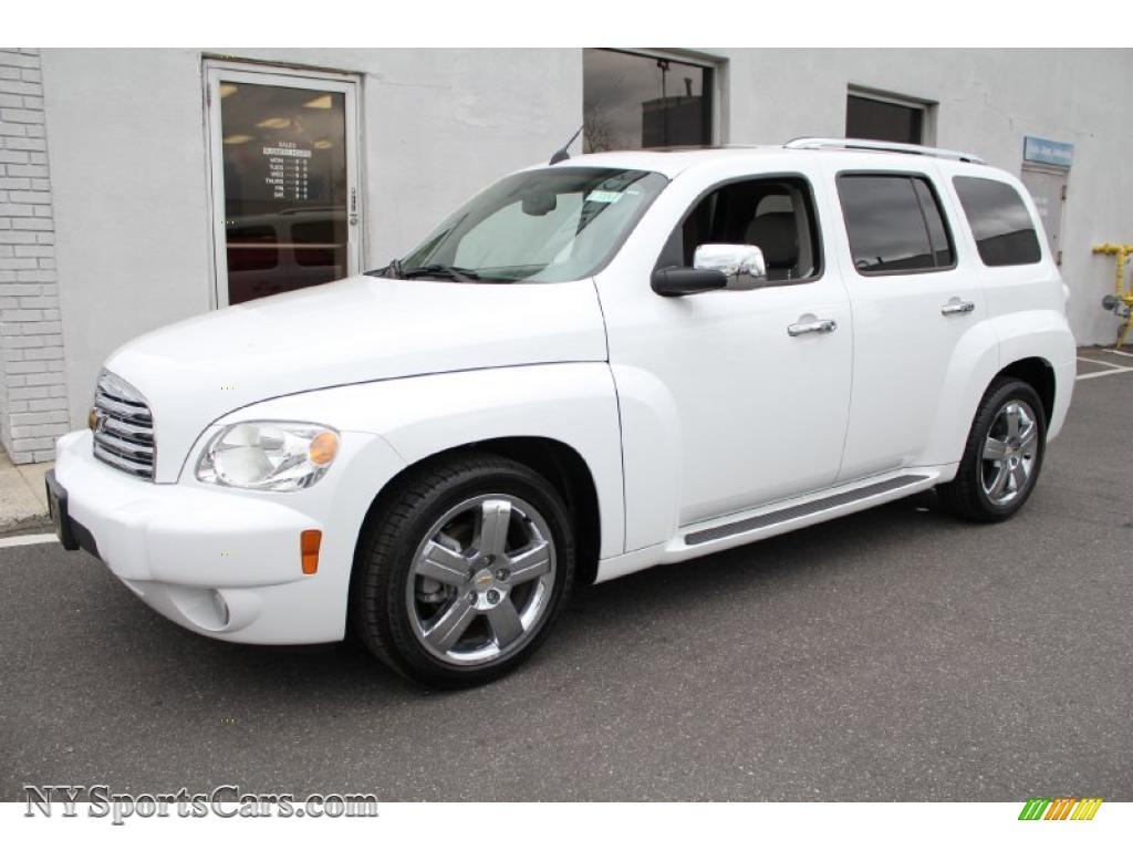 2011 Chevrolet HHR LT in Arctic Ice White - 504944 ...