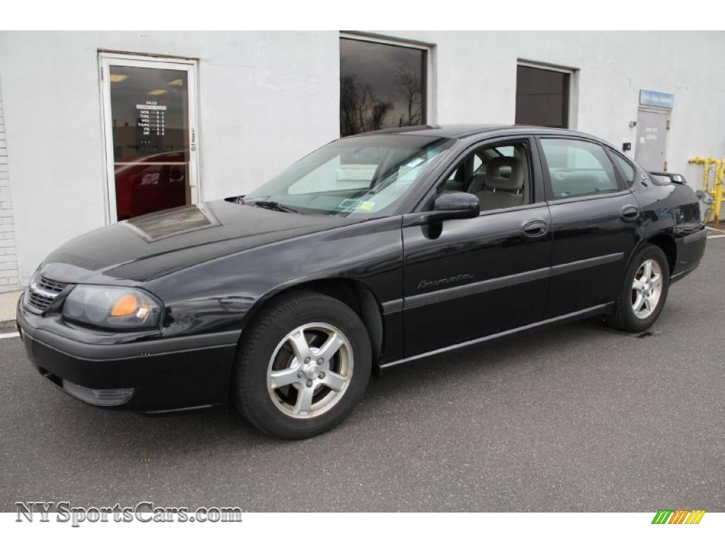 2003 chevrolet impala ls in black 225213 nysportscars. Cars Review. Best American Auto & Cars Review