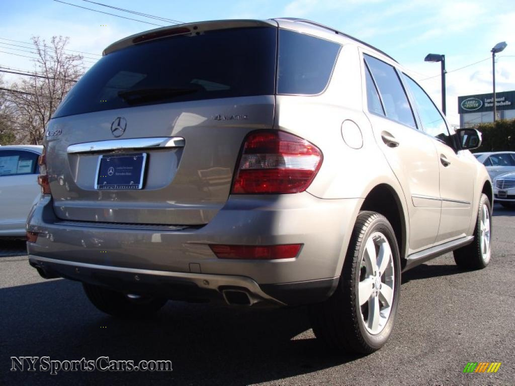 2009 mercedes benz ml 350 4matic in pewter metallic photo for 2009 mercedes benz ml350 4matic for sale