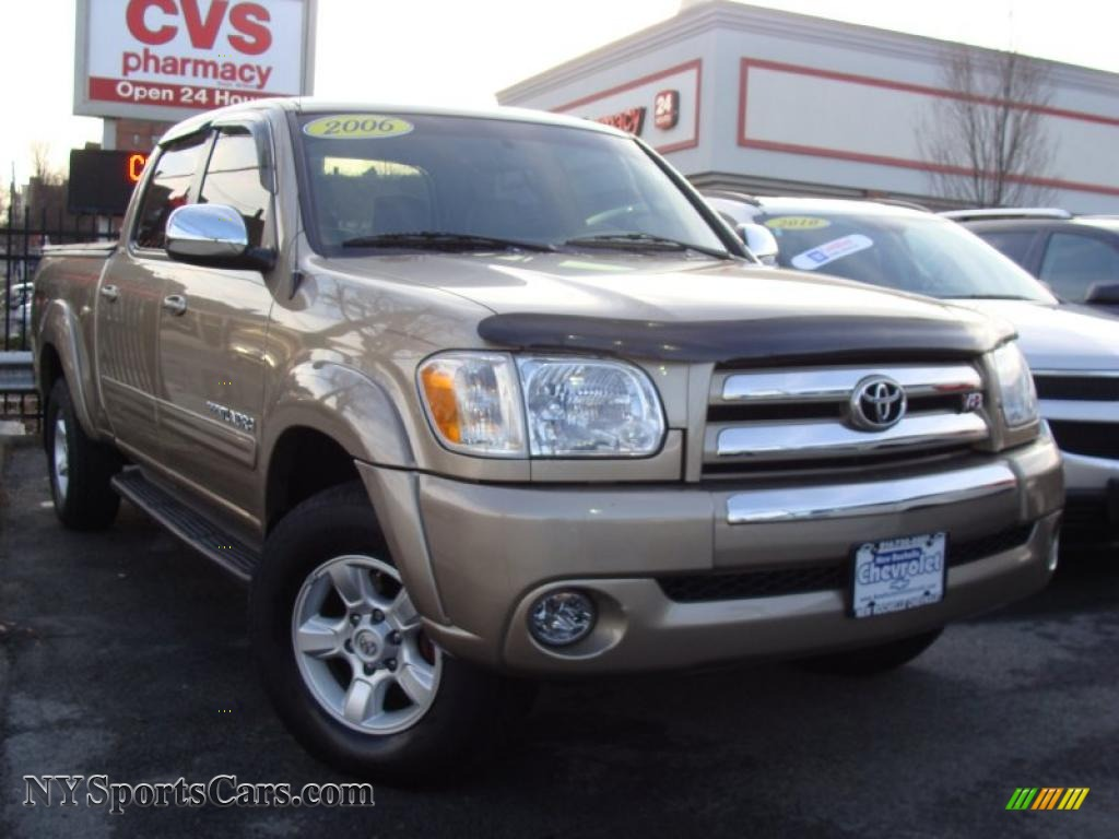 2006 toyota tundra sr5 double cab 4x4 in desert sand mica 524995 cars for. Black Bedroom Furniture Sets. Home Design Ideas