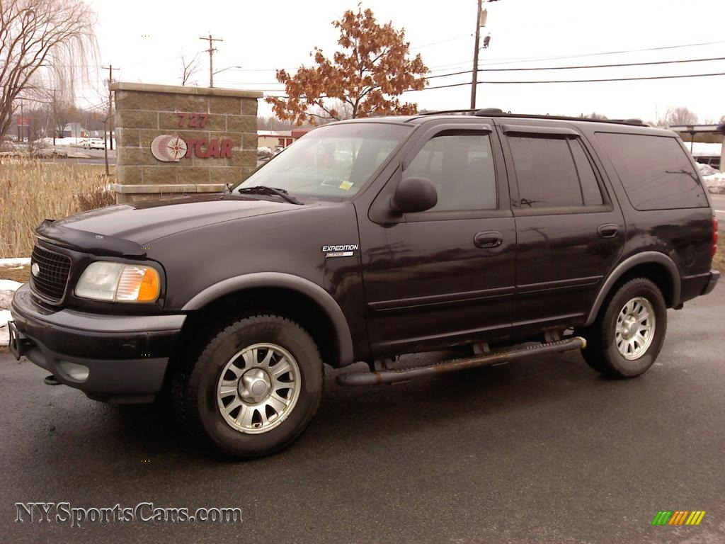 2001 ford expedition xlt 4x4 in black clearcoat a60428 cars for sale in. Black Bedroom Furniture Sets. Home Design Ideas