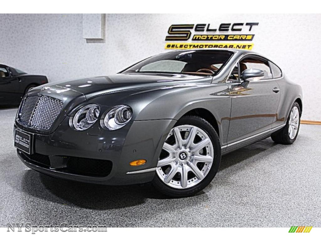 2004 bentley continental gt in cypress green 022163. Black Bedroom Furniture Sets. Home Design Ideas
