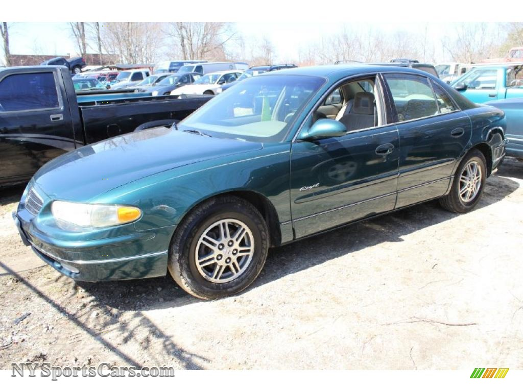 1999 buick regal ls in jasper green metallic 509528 cars for sale in new york. Black Bedroom Furniture Sets. Home Design Ideas