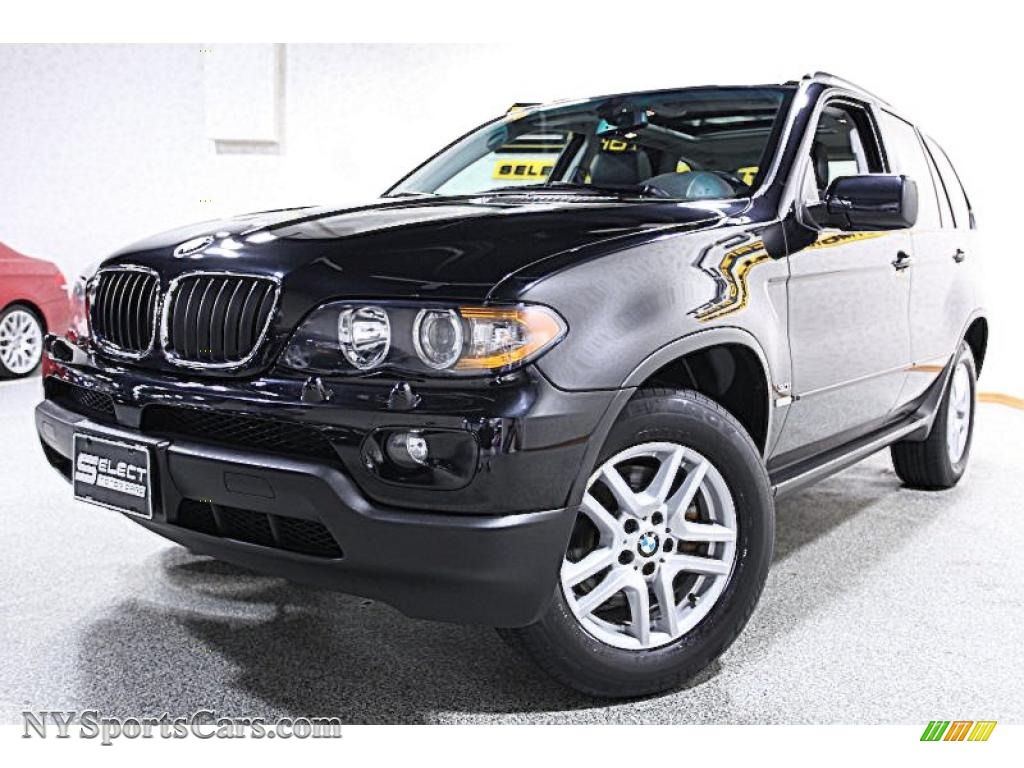 2006 Bmw X5 3 0i In Jet Black Y48631 Nysportscars Com Cars For Sale In New York