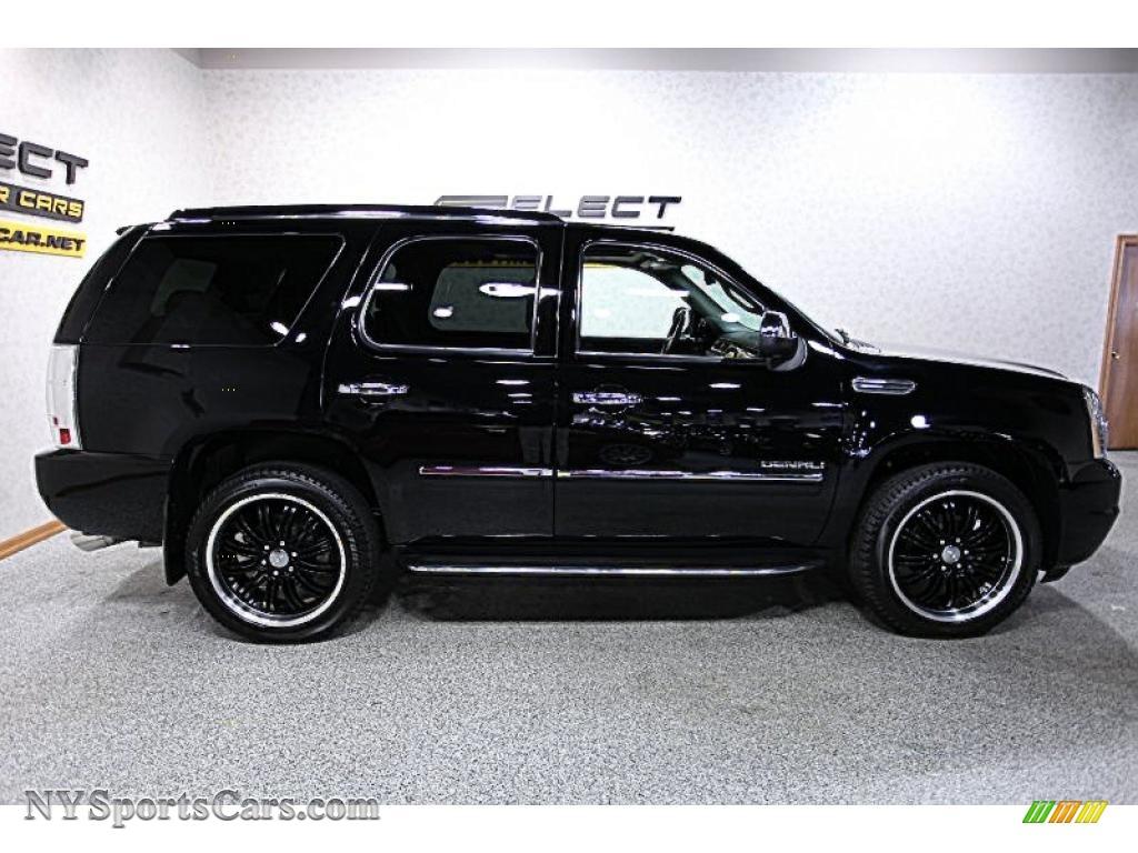 2010 gmc yukon denali awd in onyx black photo 4 104419 cars for sale in. Black Bedroom Furniture Sets. Home Design Ideas