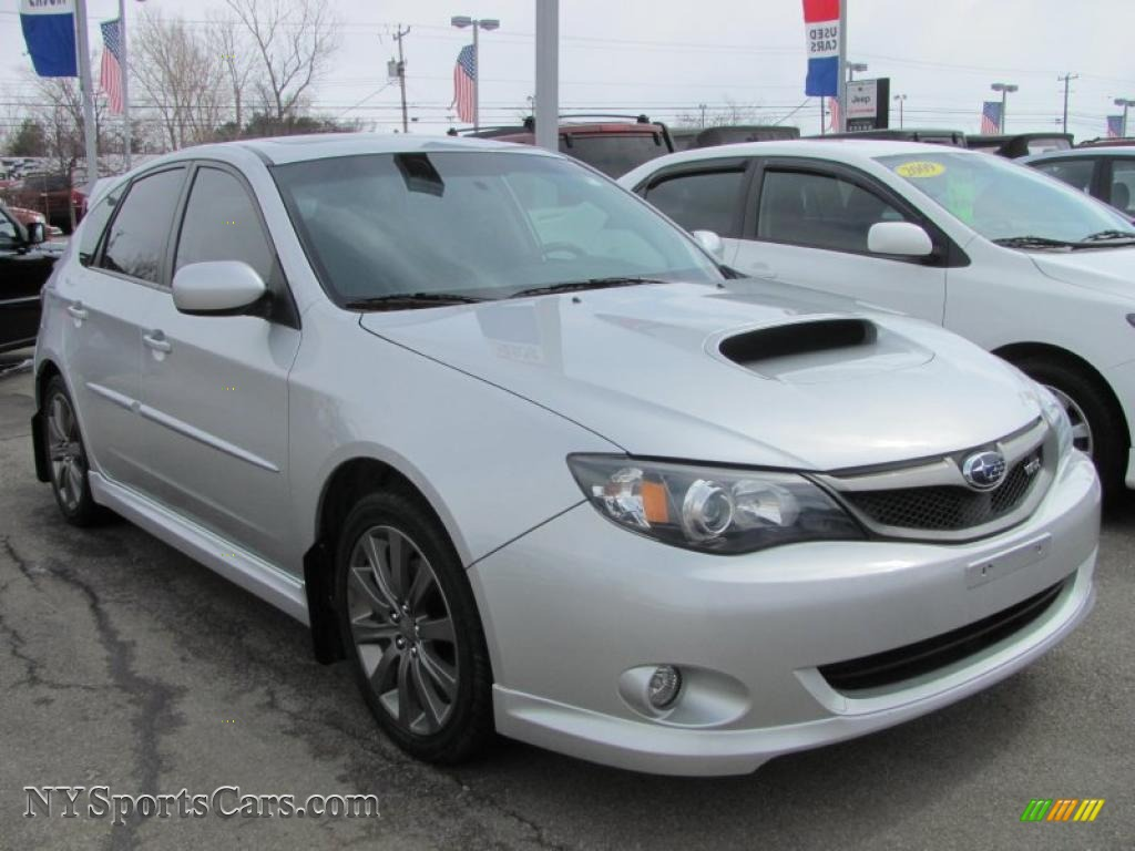 2009 subaru impreza wrx wagon in spark silver metallic photo 22 814652. Black Bedroom Furniture Sets. Home Design Ideas