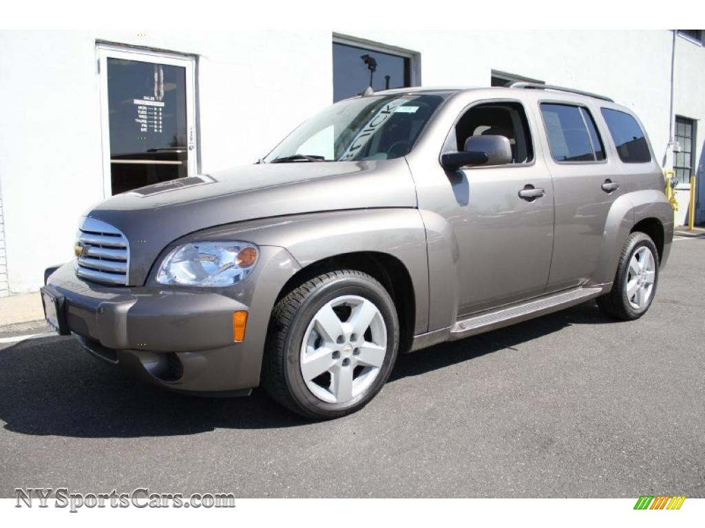 2011 Chevrolet Hhr Lt In Mocha Steel Metallic 505779