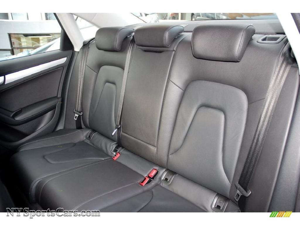 2009 Audi A4 2.0T Premium quattro Sedan in Meteor Grey ...