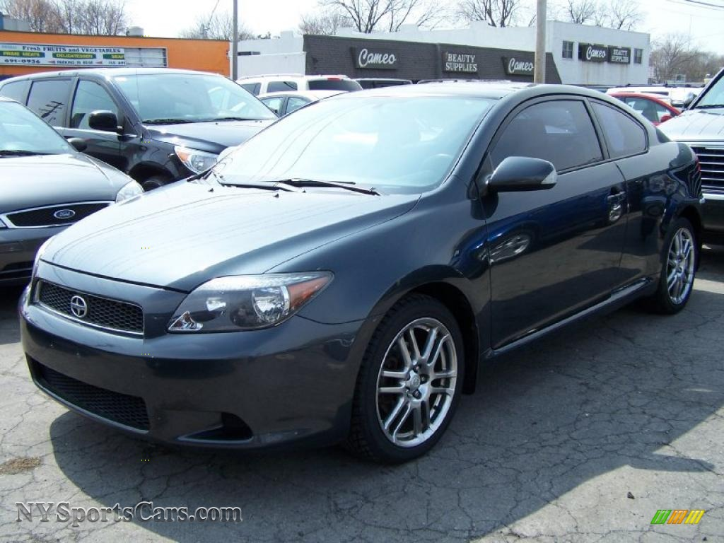 2005 Scion Tc In Flint Mica 042000 Nysportscars Com