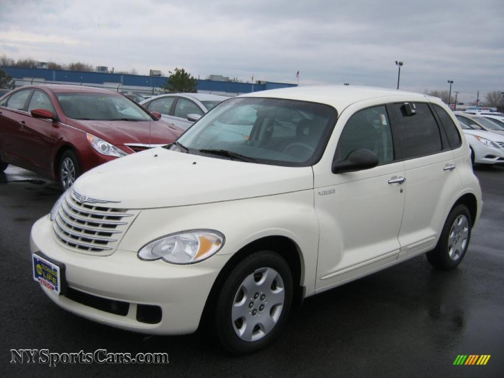 2006 Chrysler Pt Cruiser Touring In Cool Vanilla White 268185 Nysportscars Com Cars For
