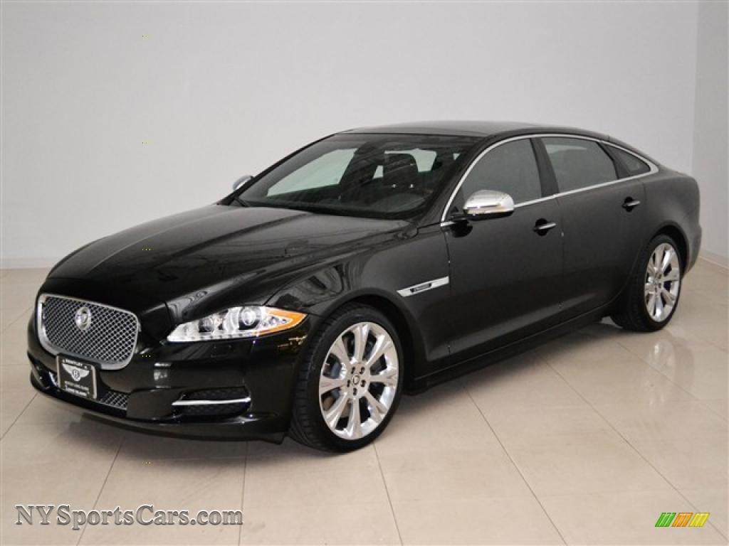 2011 jaguar xj xjl supersport in ultimate black metallic v07281 cars for. Black Bedroom Furniture Sets. Home Design Ideas