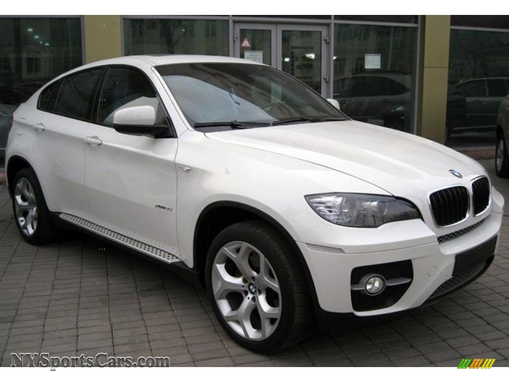 2008 bmw x6 xdrive35i in alpine white vckfhg. Black Bedroom Furniture Sets. Home Design Ideas