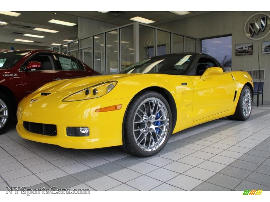2011 chevrolet corvette zr1 in velocity yellow photo 3 800291 cars for. Black Bedroom Furniture Sets. Home Design Ideas