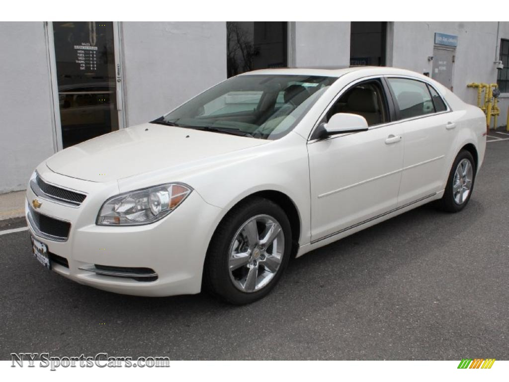 chevy malibu white - photo #35