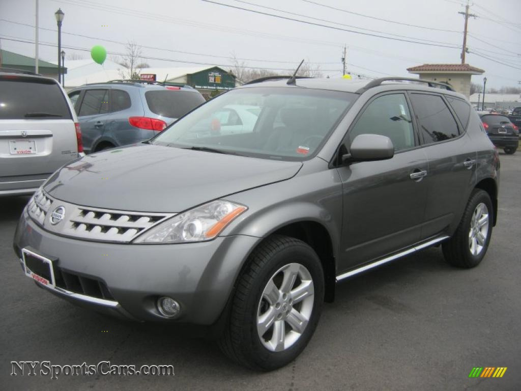 2006 nissan murano sl awd in platinum pearl metallic 514659 cars for sale. Black Bedroom Furniture Sets. Home Design Ideas