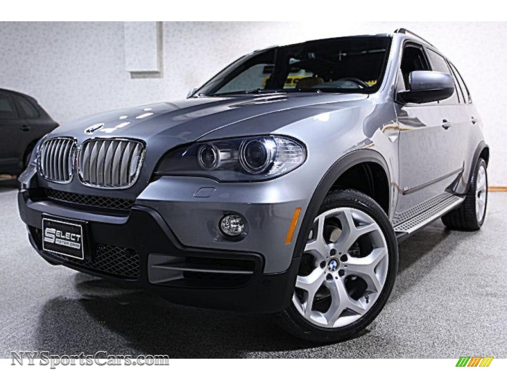 2008 bmw x5 in space grey metallic 162477 cars for sale in new york. Black Bedroom Furniture Sets. Home Design Ideas