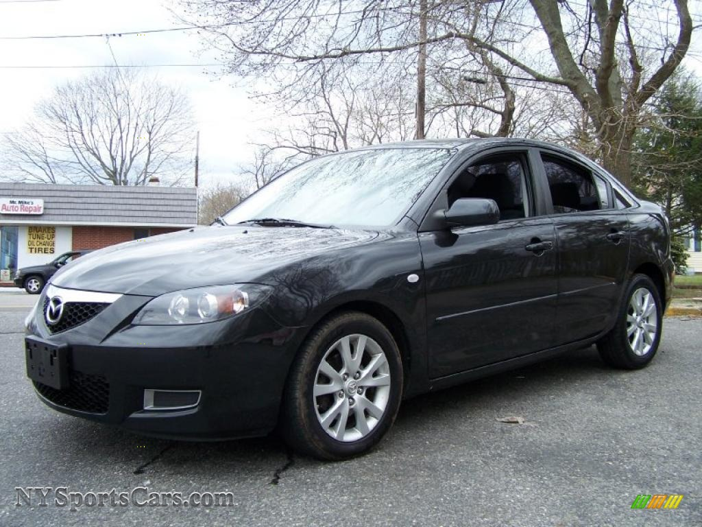 2008 mazda mazda3 i touring sedan in black mica 799367 cars for sale in. Black Bedroom Furniture Sets. Home Design Ideas