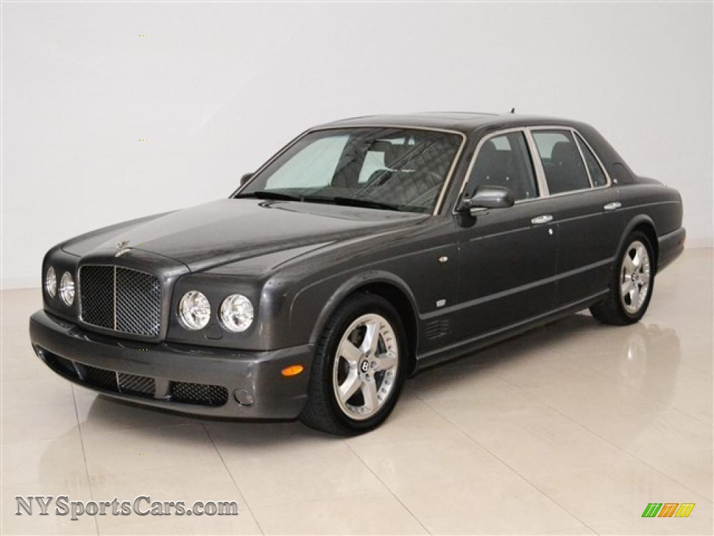 2009 Bentley Arnage T Mulliner in Anthracite - X14070 | NYSportsCars.com - Cars for sale in New York