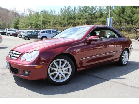 Mercedes Clk350 Coupe. 2007 Mercedes-Benz CLK 350