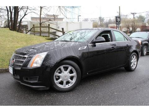 Cadillac Cts Coupe Black Raven. Black Raven 2008 Cadillac CTS