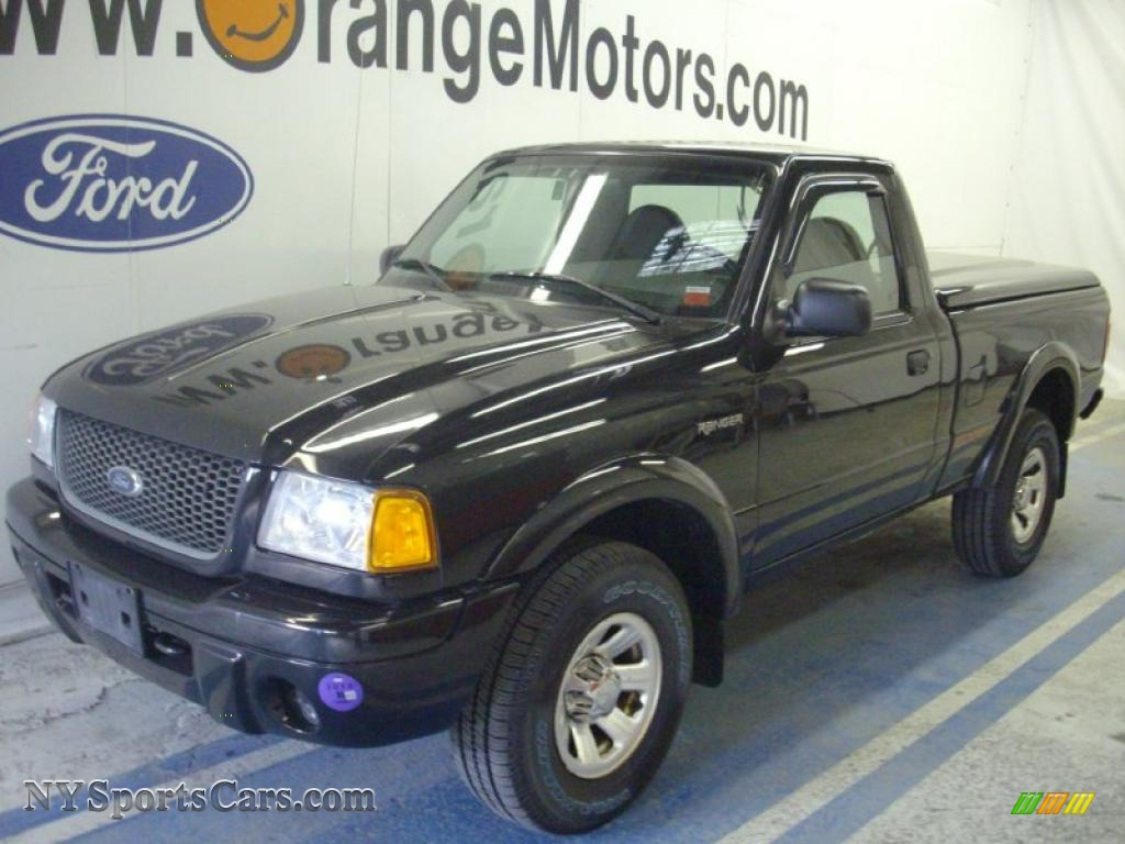 ranger ford 2001 edge cab regular dark clearcoat specs data body nysportscars gtcarlot info interior engine colors