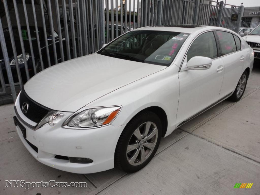 2008 lexus gs 350 awd in starfire white pearl photo 10 014152 cars for. Black Bedroom Furniture Sets. Home Design Ideas