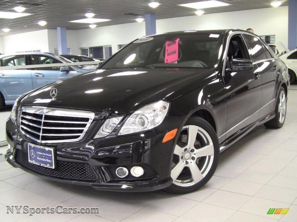 2010 mercedes benz e 350 4matic sedan in black photo 12 for Mercedes benz e 350 for sale
