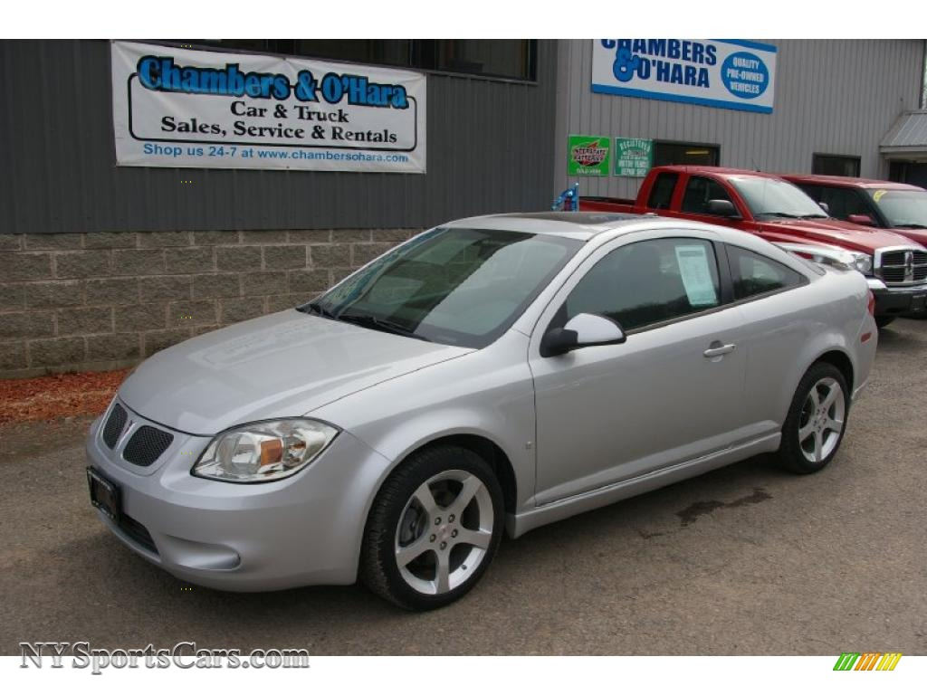 2008 Pontiac G5 Gt In Titanium Metallic 111933 Nysportscars Com Cars For Sale In New York
