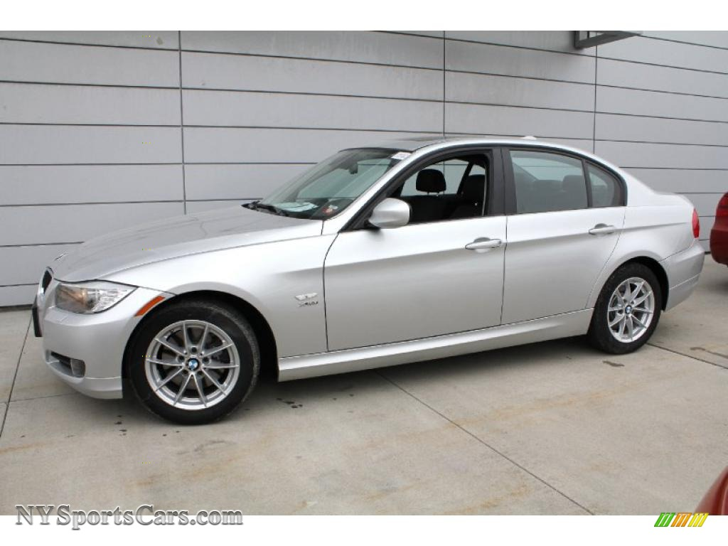 2010 Bmw 3 Series 328i Xdrive Sedan In Titanium Silver Metallic 651443 Nysportscars Com