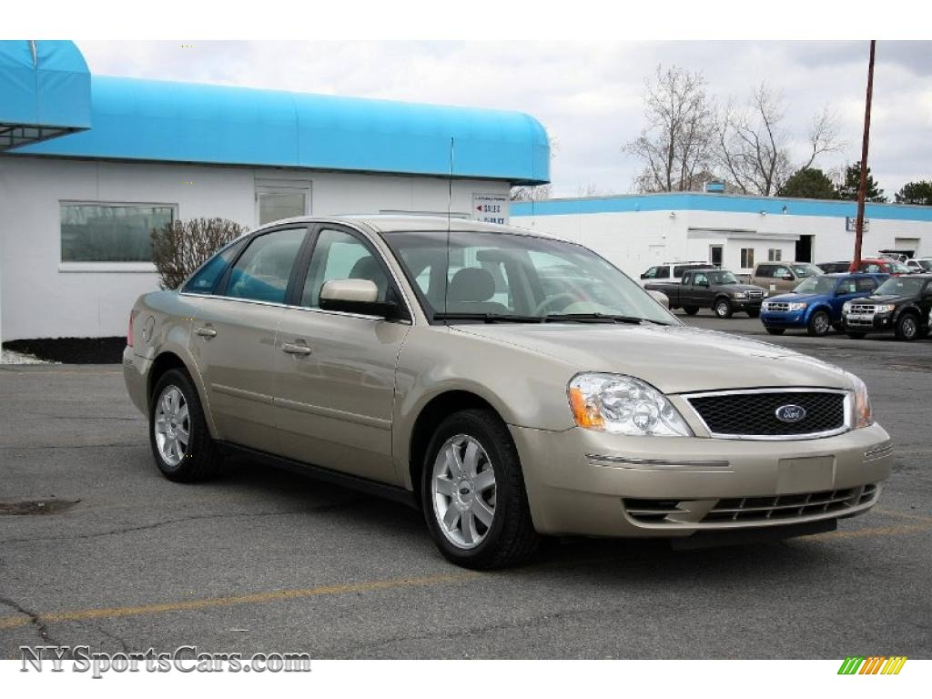 2005 ford five hundred se in pueblo gold metallic 161375. Black Bedroom Furniture Sets. Home Design Ideas