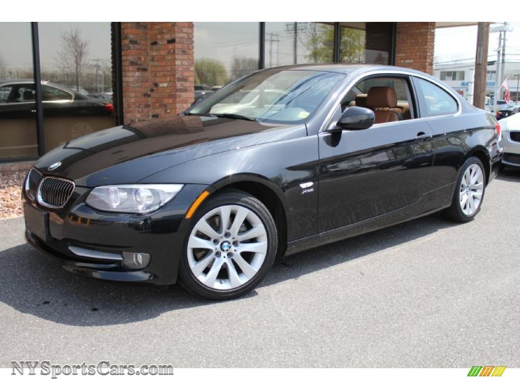 2011 bmw 3 series 328i xdrive coupe in black sapphire metallic 395794. Black Bedroom Furniture Sets. Home Design Ideas